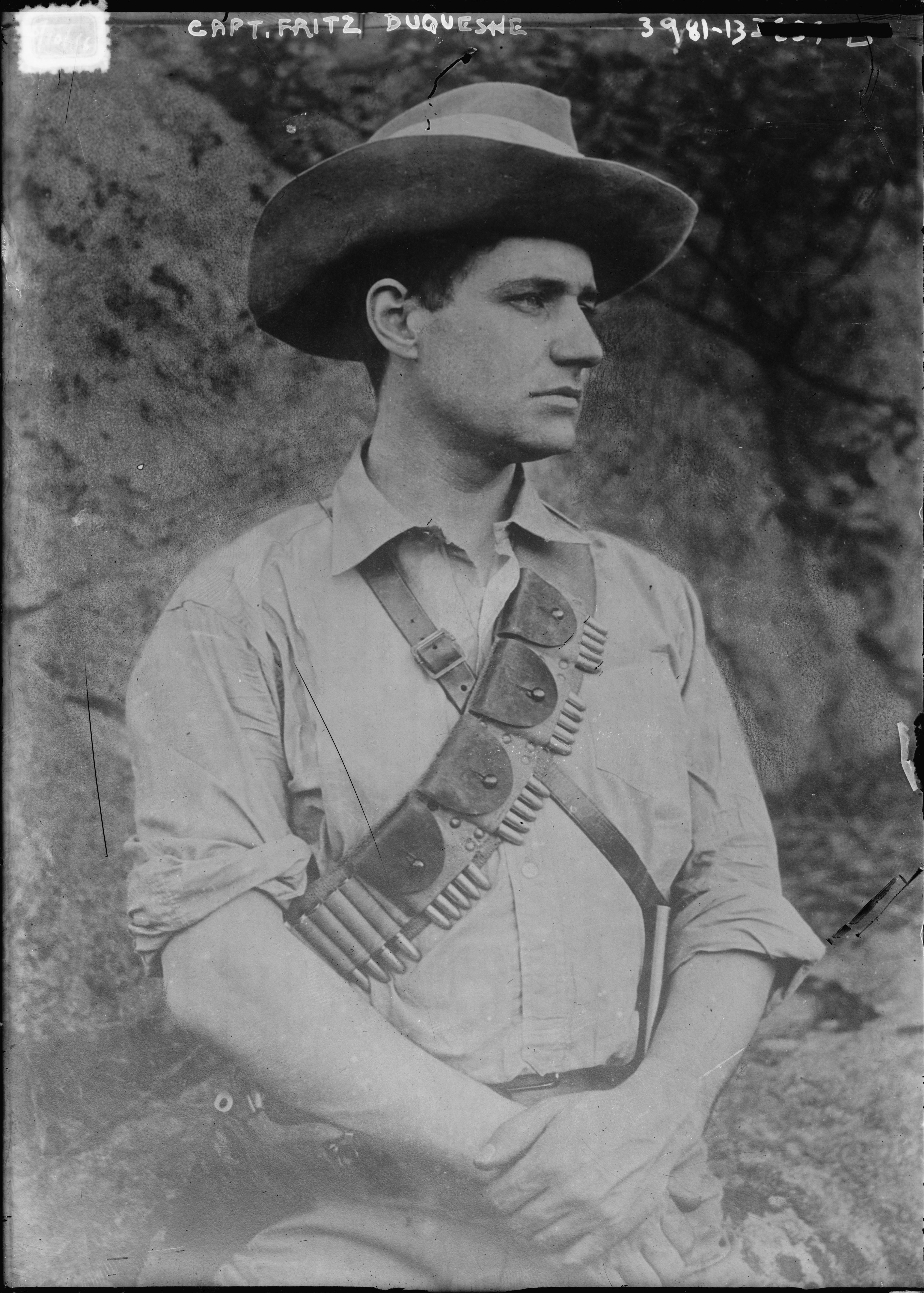 Captain Fritz Duquesne