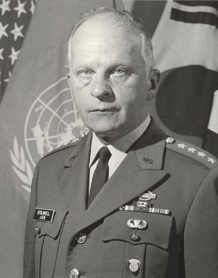 General Richard Stilwell (U.S. Government)